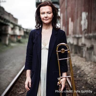 Shannon Barnett, Jazz Trombonist