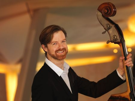 Matthew McDonald, Principal Bass Berlin Philharmonic